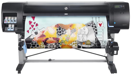 HP DESIGNJET Z6600 FACE