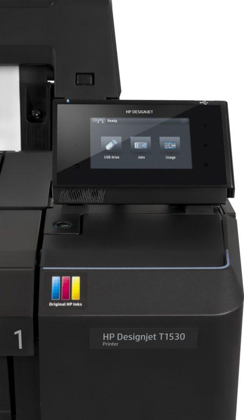 HP DesignJet T1530 - ECRAN