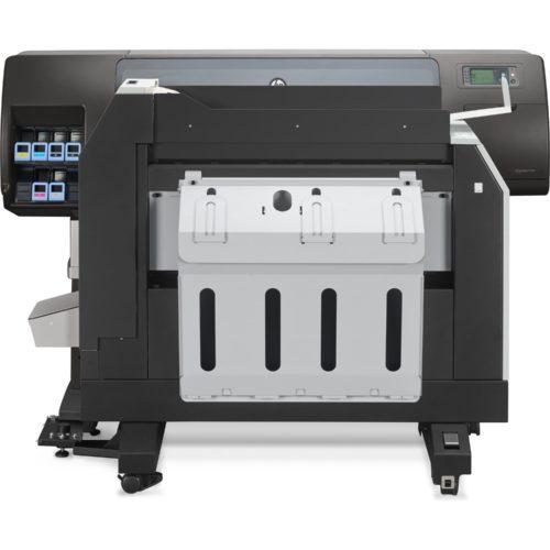 HP DesignJet T7200 - 1