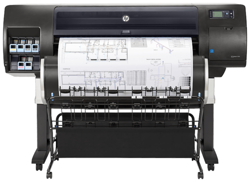HP DesignJet T7200 FACE