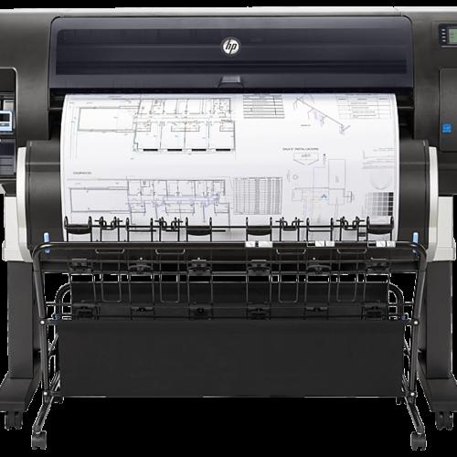 HP DesignJet T7200 FACE