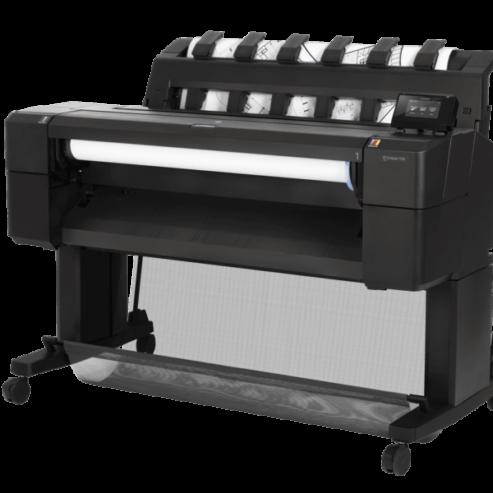 HP DesignJet T930 - DROITE