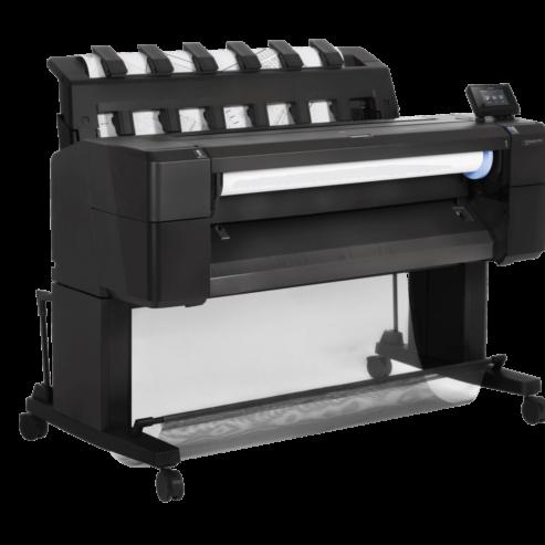 HP DesignJet T930 - GAUCHE