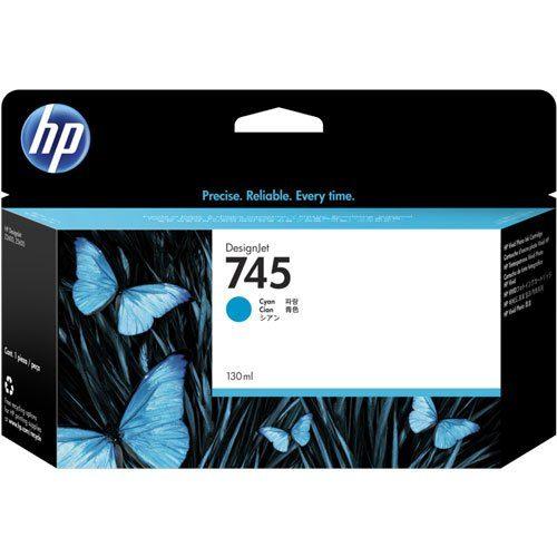 HP 745 Cyan 130 ml