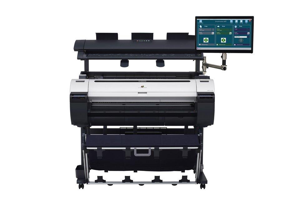 Scanner M40 avec iPF 770