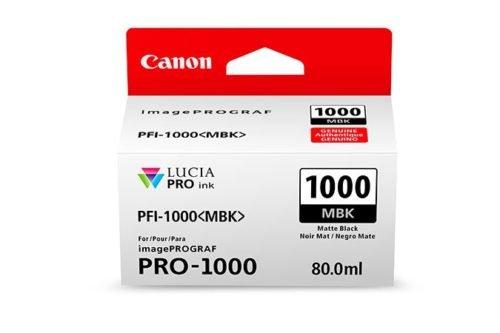 PFI-1000MBK NOIR MAT 80 ML