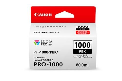 PFI-1000PBK NOIR PHOTO 80 ML