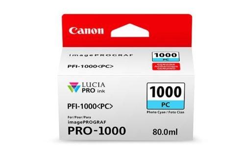 PFI-1000PC CYAN PHOTO 80 ML
