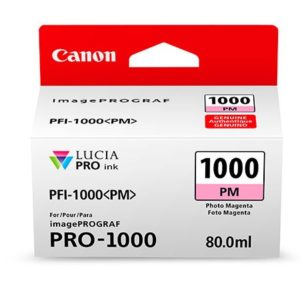PFI-1000PM MAGENTA PHOTO 80 ML