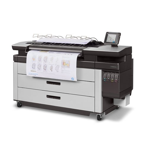 HP PAGEWIDE X L4000