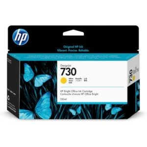 HP730-JAUNE-130ML