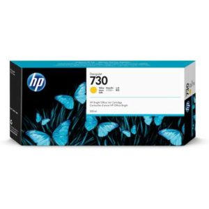 HP730-JAUNE-300ML