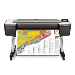 HP DesignJet T1700 - Face